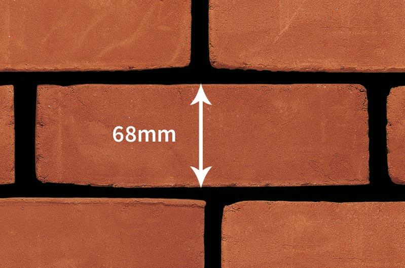 68mm Bricks