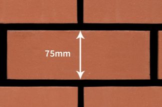 75mm Bricks