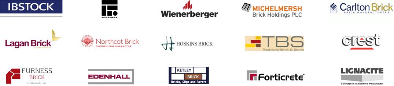 Brick Manufacturers logos