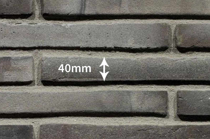40mm Bricks