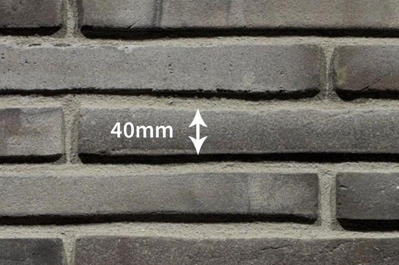 40mm Bricks